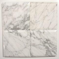 White Carrara Marble Tile Collection