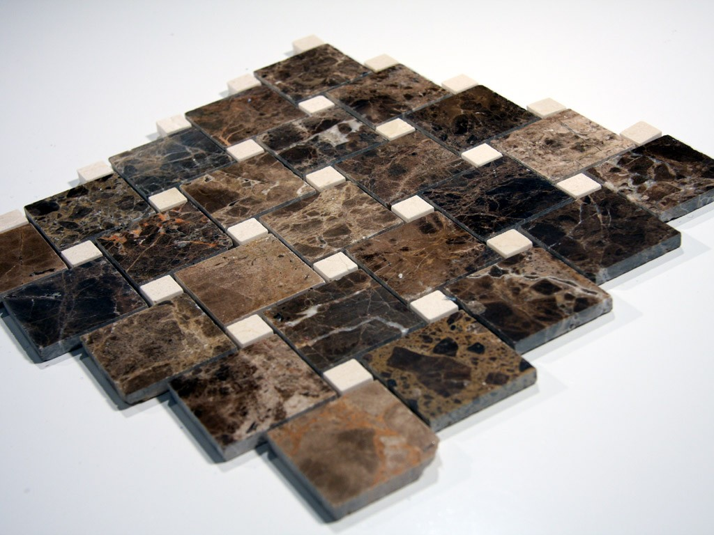 Dark Emperador Marble Collection