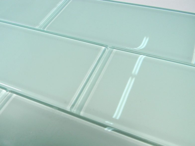 Arctic Glass 3X6 Subway Tile