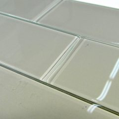 Pebble Glass 3X6 Subway Tile 1