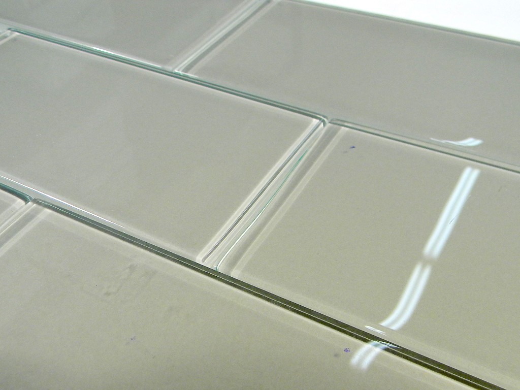 Pebble Glass 3X6 Subway Tile