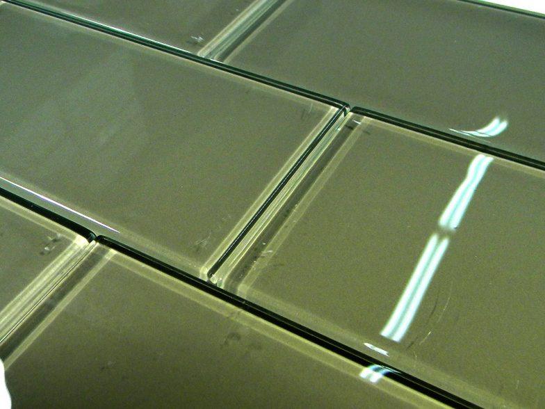 Jade Glass Subway Tile