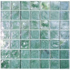 Tourmaline 2X2 Glass Tile 1