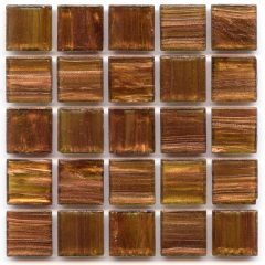 Gold Links Gl 033 Goldenrod 4 Mm Glass Tile 1