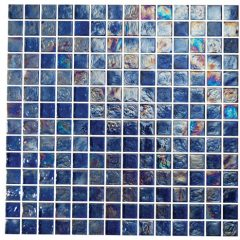 Reflections Iridescent Glass Tile Collection