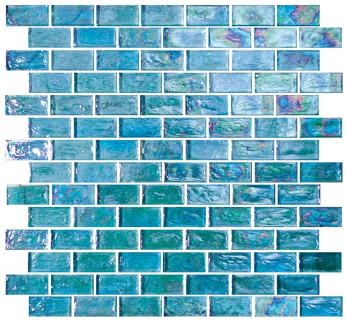 Excalibur 1X2 Glass Tile