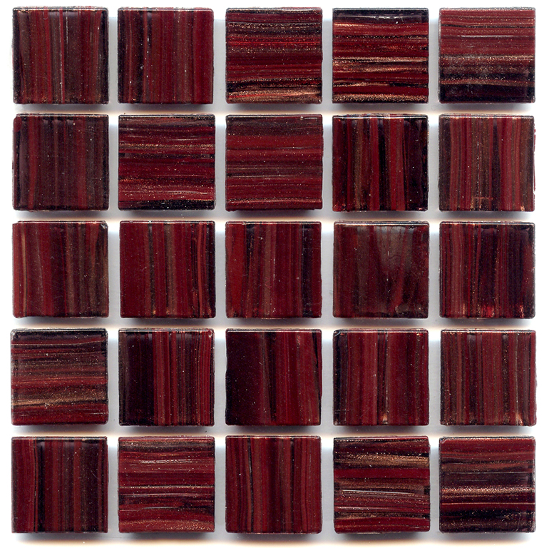 Gold Links Gl 063 Garnet 4 Mm Glass Tile