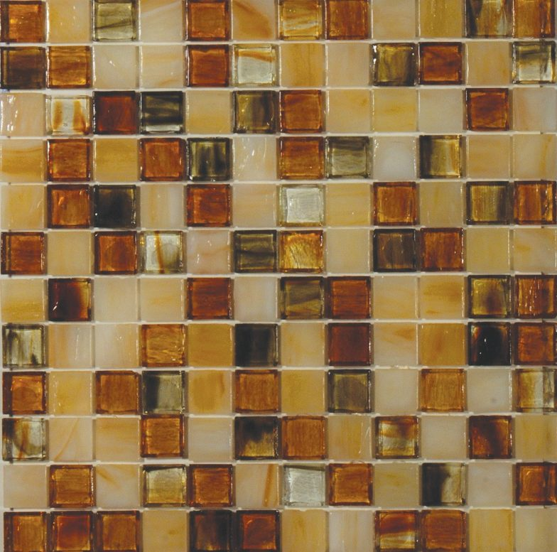 Kensington 1 X 1 Mosaic Sheet