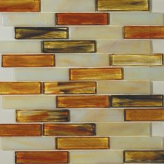 Kensington 1 X 4 Linear Mosaic Sheet 1
