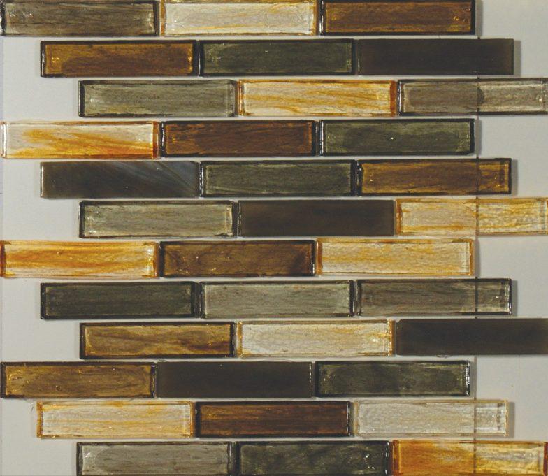 Marston 1 X 4 Linear Mosaic Sheet