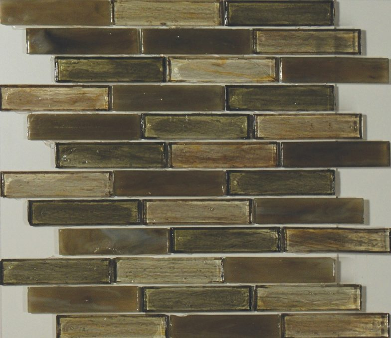 Wentworth 1 X 4 Linear Mosaic Sheet