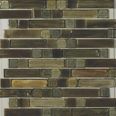Wentworth Mixed 1 X 4 & 1 X 1 Linear Mosaic Sheet 1
