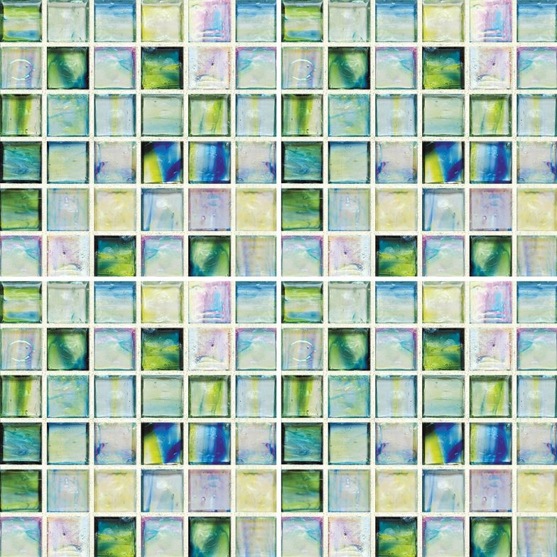 Canterbury Mixed 1 X 1 Mosaic Sheet