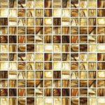 Exeter Mixed 1 X 1 Mosaic Sheet