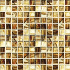 Exeter Mixed 1 X 1 Mosaic Sheet 1