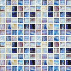 Lorraine Mixed 1 X 1 Mosaic Sheet 1