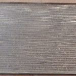 River Glass 3X12 Creme Beige