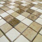 Chateau Blend Polish Mixed Mosaics Polo Brown