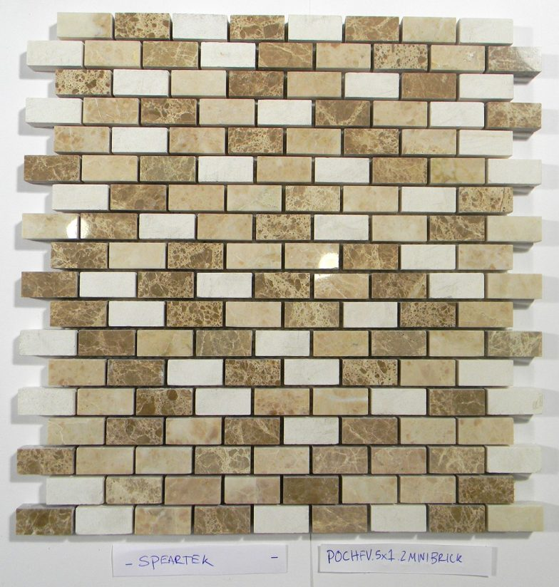 French Vanilla 1X2 Brick