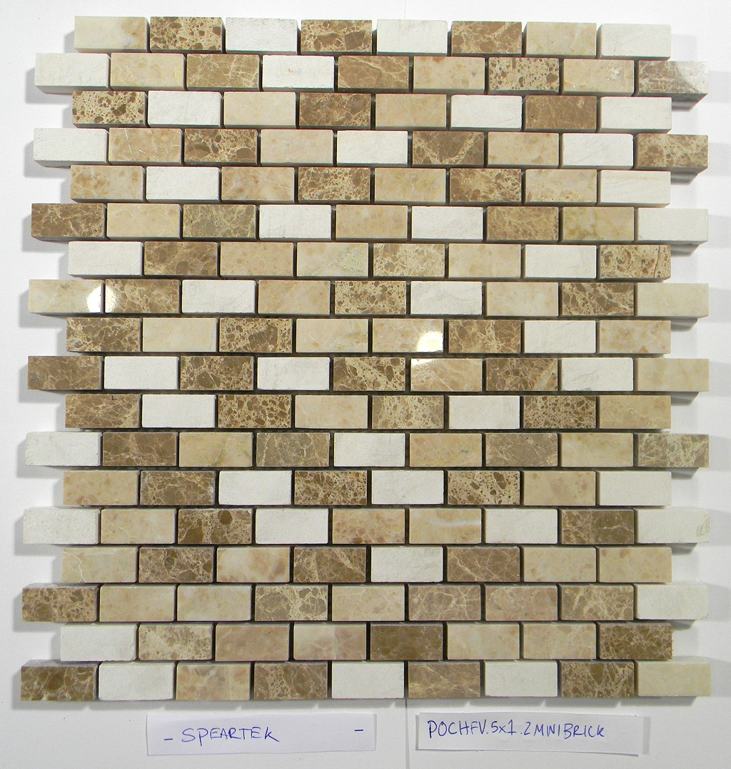 French Vanilla 1X2 Brick
