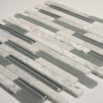 Carrara White Mp 077 Stone & Glass Tile