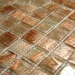 Gold Links Gl 001 Gold 4 Mm Glass Tile
