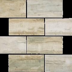 Bark Cinnamon 3×6 Mosaic