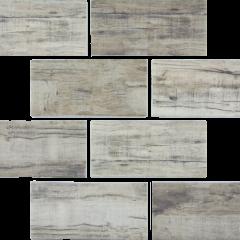 Bark Linden 3×6 Mosaic